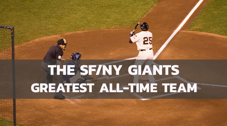 greatest all time giants team